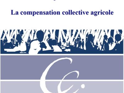 Le point sur La compensation collective agricole